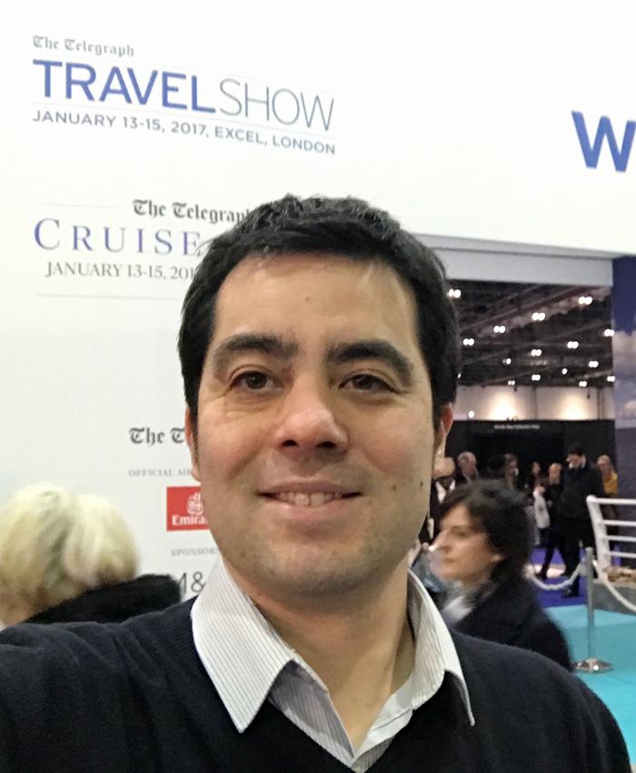 イギリスの旅行博1月-テレグラフトラベルショー