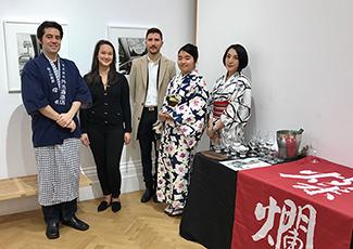 日本酒海外PR