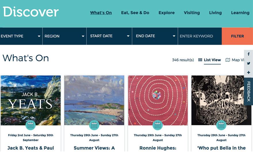 世界のDMO - アイルランドのリムリック州観光協会