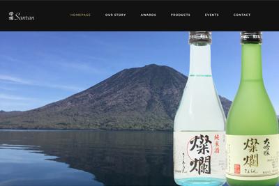 海外(英語圏)の顧客向けに英語WEBサイトを制作し、更新を担当しました