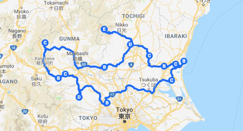 ジャパン・ワールド・リンクによるインバウンド向け北関東周遊提案